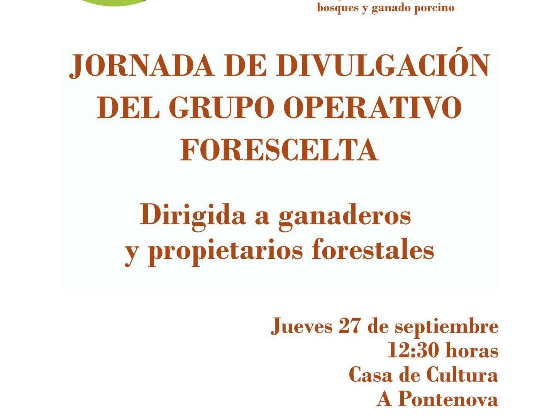 Jornada de divulgación en A Pontenova